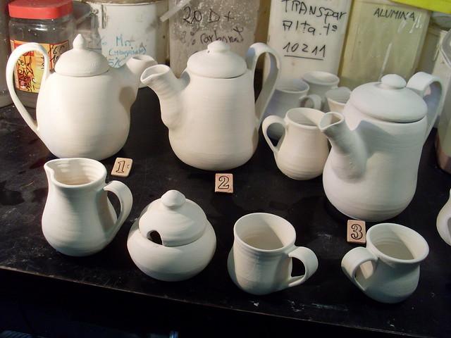 Bizcocho juegocafe 8 juegos de caf preparados para el for Bizcochos de ceramica