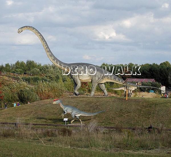 Animatrronic Dinosaur Turiasaurus