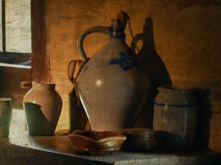 Open Air Museum Arnhem - Pottery