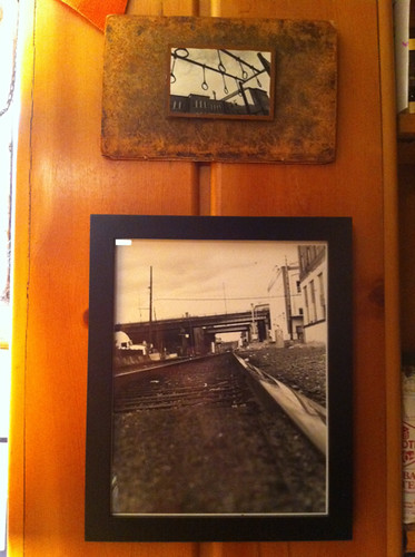 two of Julie's photographs
