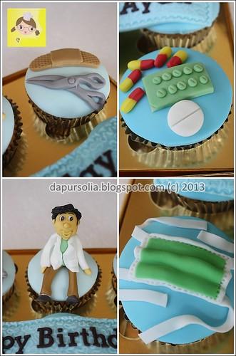 Cupcake Set ~ Ina