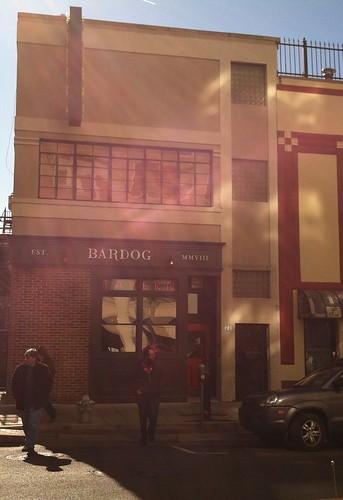 Bardog Exterior