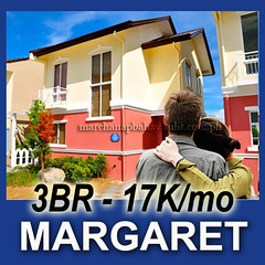 House and Lot for Sale in Imus Cavite near MOA at Lancaster Estates. Alexandra House Model - Margaret at Lancaster Estates