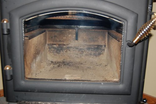 Wood Stove How To Clean Wood Stove Glass