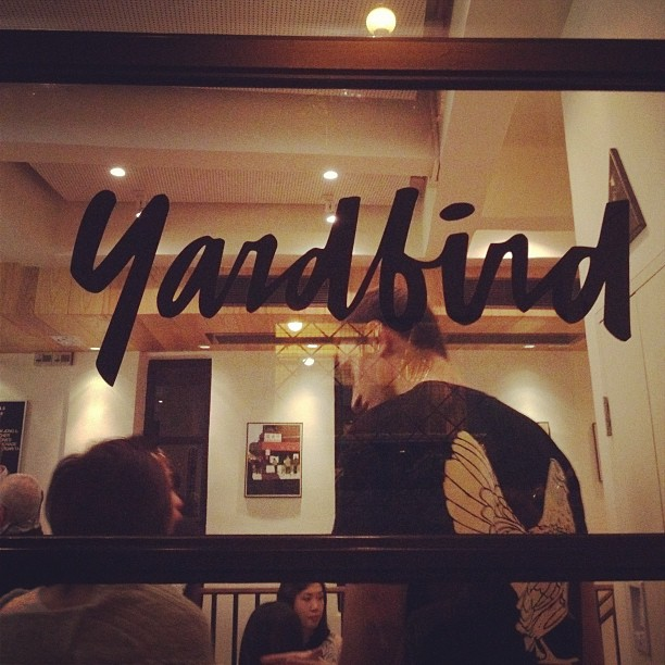 Yardbird. Enjoyed this place a lot. (photo inspired by @aliciasy shot). #hongkong #hk #yardbird #yakitori