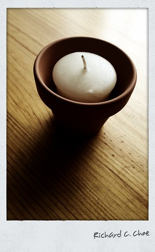 Candle 2 (2013,2.3) by rchoephoto