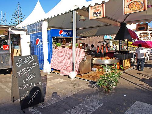 Kiosk California, Puerto de la Cruz