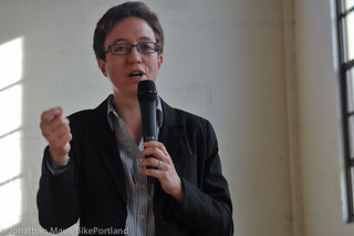 Speaker of the Oregon House Tina Kotek
