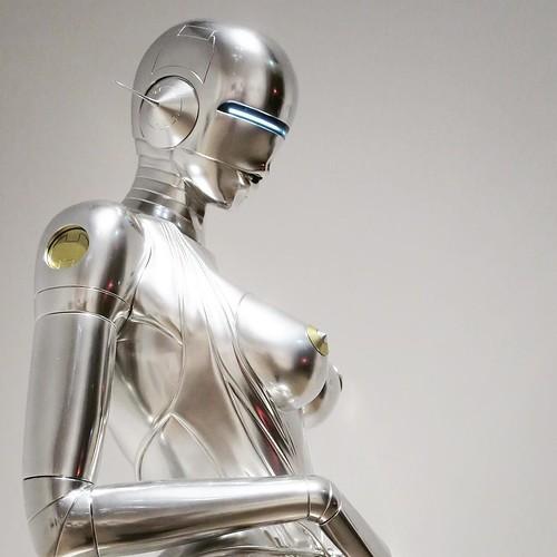 ロボットな #森美術館 #宇宙と芸術展