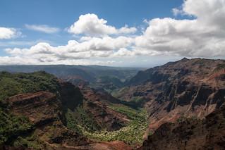 Meer Waimea Canyon