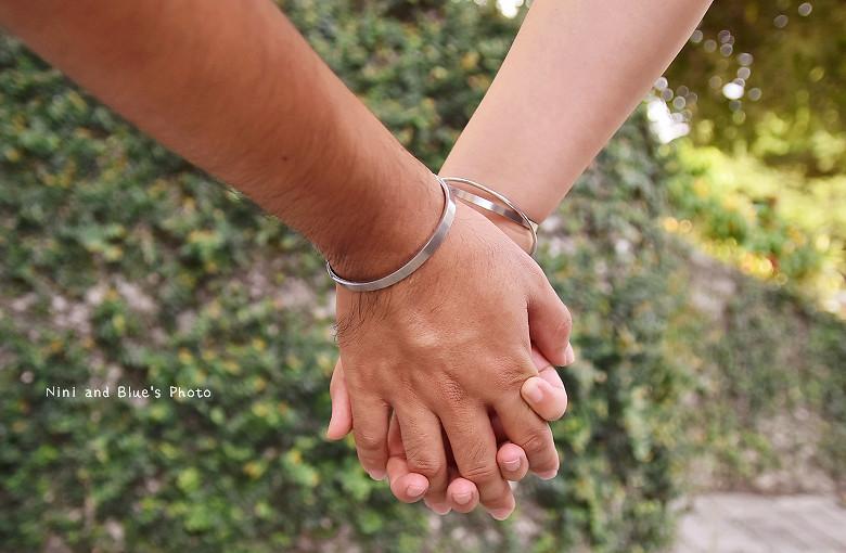 IDEA ROCK情侶手鍊戒指項鍊手環銀飾07