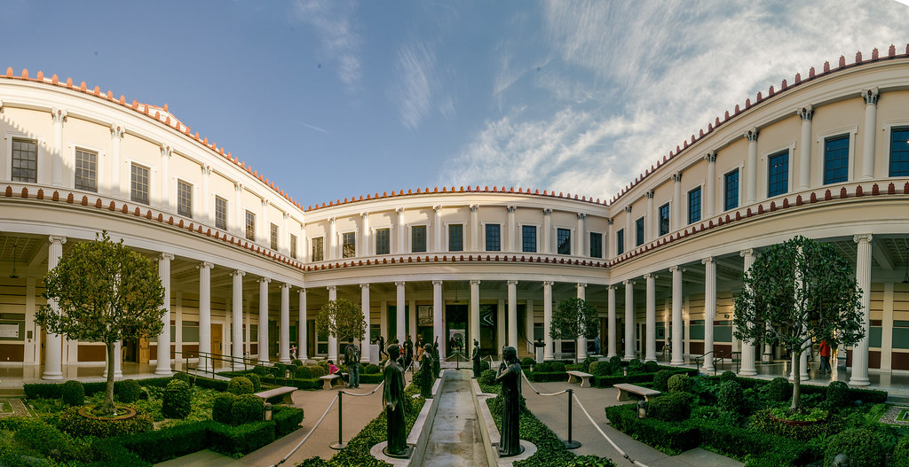 Hotels Near J Paul Getty Museum