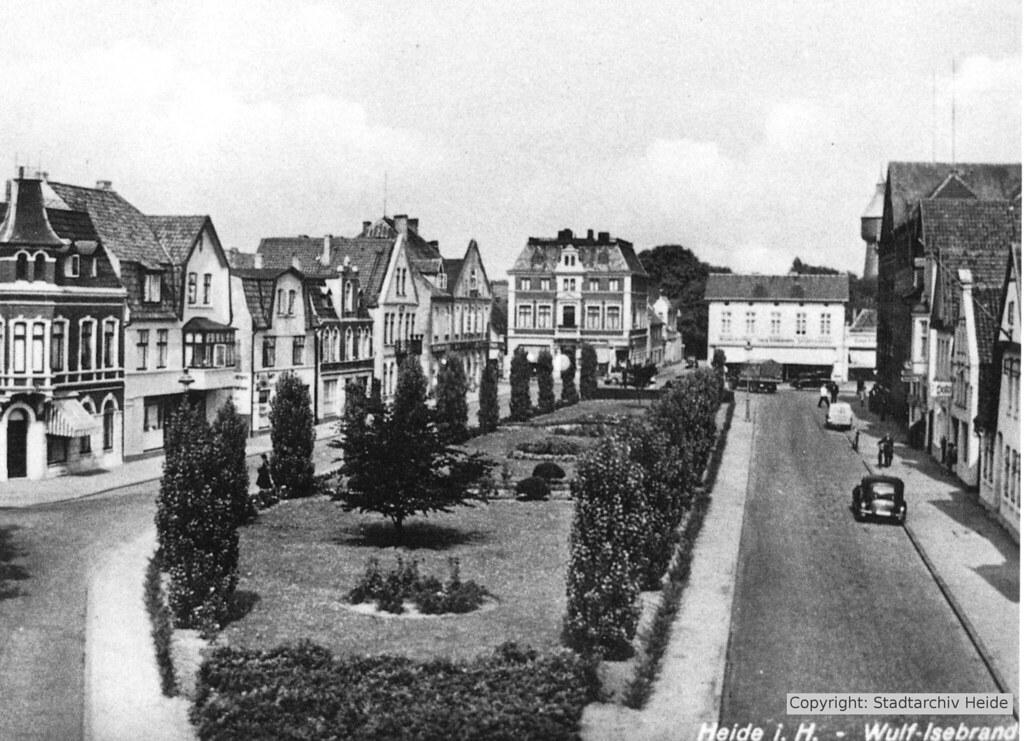 Historischer Wulff-Isebrand-Platz