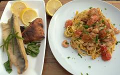 Sicilian Style Sardines & Tagliatelle Frescoma…