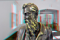 Bronze Paulus of Tiziano Aspetti 3D