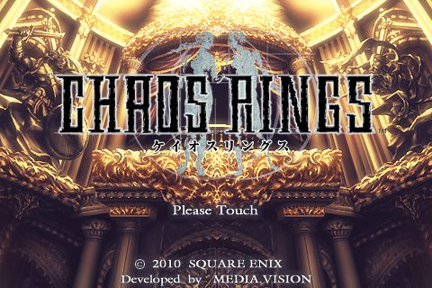 Square Enix - Chaos Rings Arrives On Android