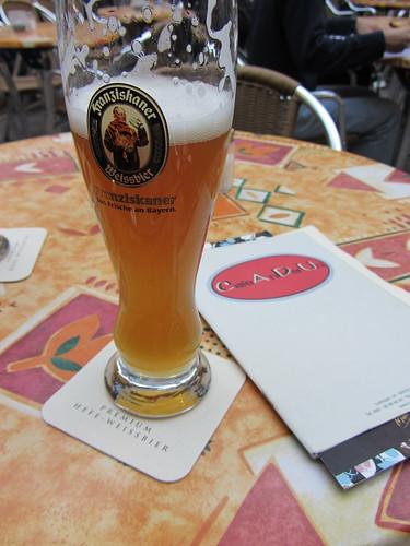 08.10.12 Cafe An Der Uni, Ludwigstrasse, Munich