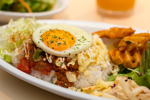 Taco Rice! (Kashiwa, Chiba, Japan) - 無料写真検索fotoq