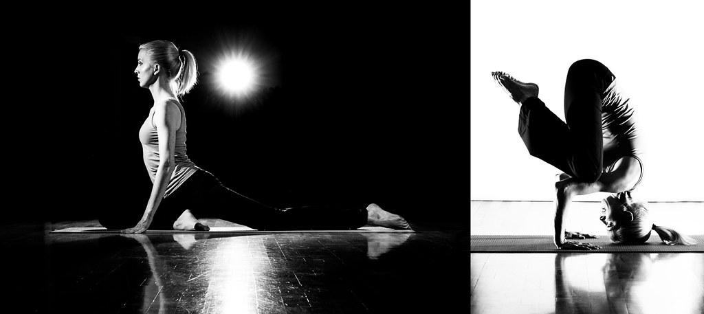 Black And White Yoga PhotographyYoga Images Black And White