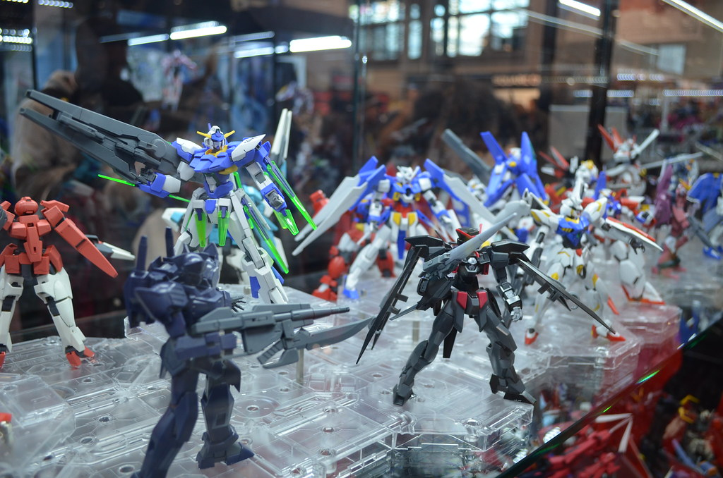 New York Comic Con 2012 Gundam