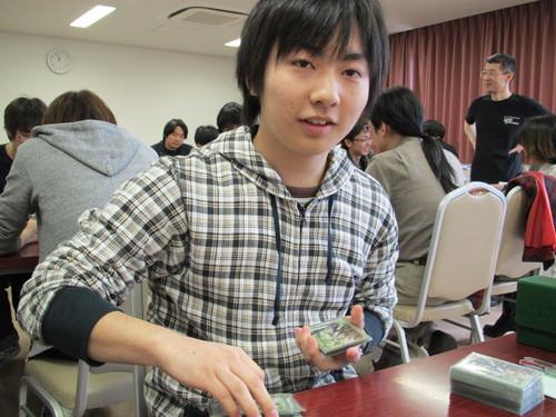LMCC2012: Yamauchi Kazushi