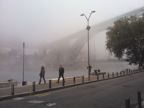 Yet another foggy morning at the river! by Manuel Jorge Marques