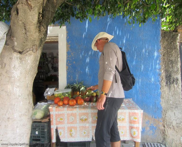 Magdalena Fruit Stand