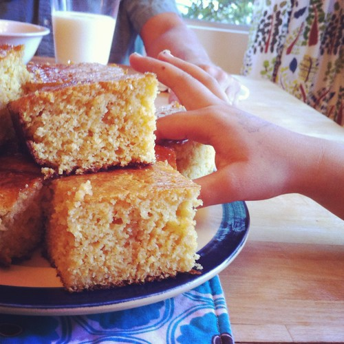 284/366 :: cornbread