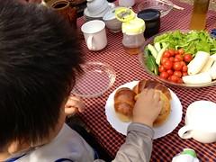 昼御飯 (2012/10/14)