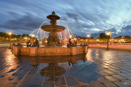 La Concorde by Zed The Dragon