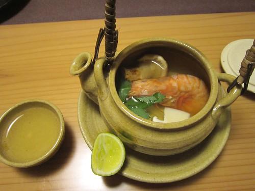 松茸の土瓶蒸し 2012年10月10日 by Poran111