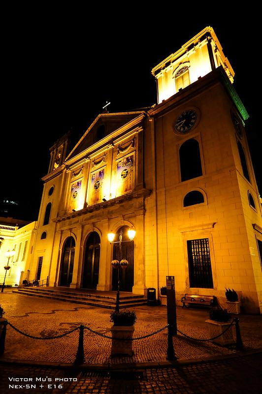 澳門 大教堂