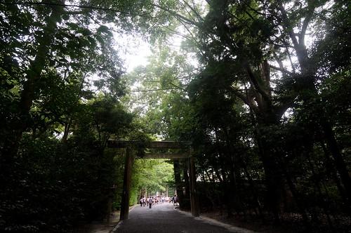 伊勢神宮 外宮 (Ise Jingu Geku)
