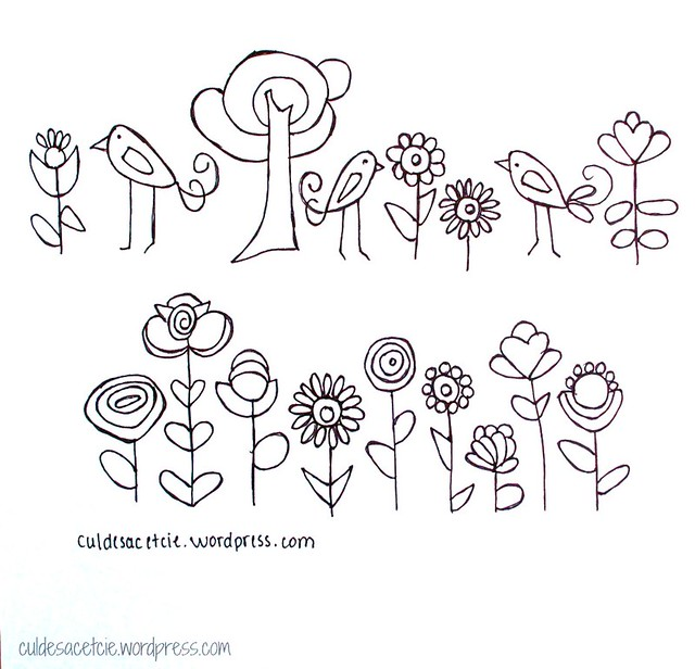Free embroidery patterns flickr photo sharing