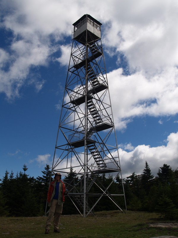 Hunter Mountain Summit Fire Tower