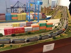 Hansruedi's neues Container Hafen Modul