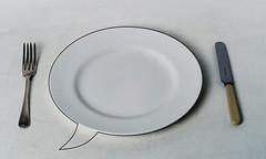 dishware(1.0), fork(1.0), tableware(1.0), cutlery(1.0),