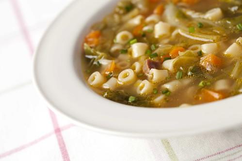 Sopa de verdures 1