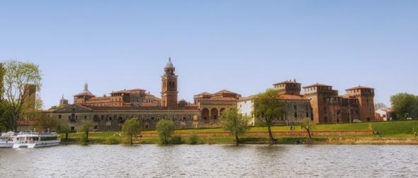 Mantua Panorama