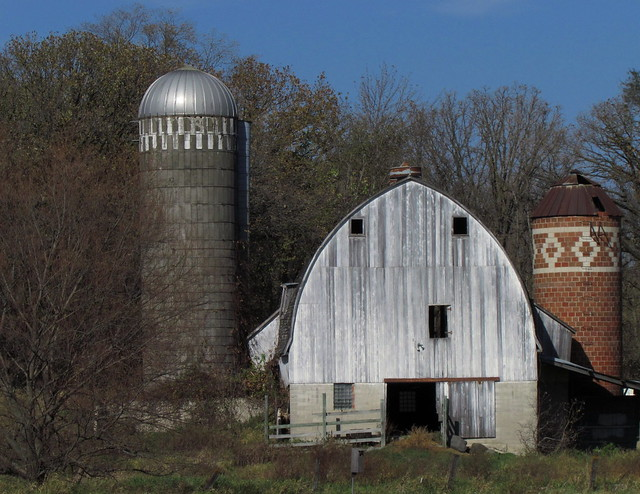 barn and silos flickr photo sharing