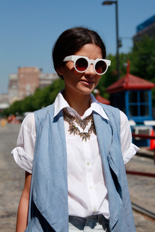 liane_closeup_ss2013 street style, street fashion, NYC
