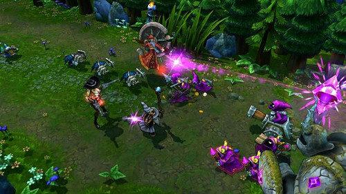 League of Legends: Jungling Changes Coming In Season 3
