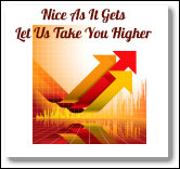 nice as it gets - let us take you higher