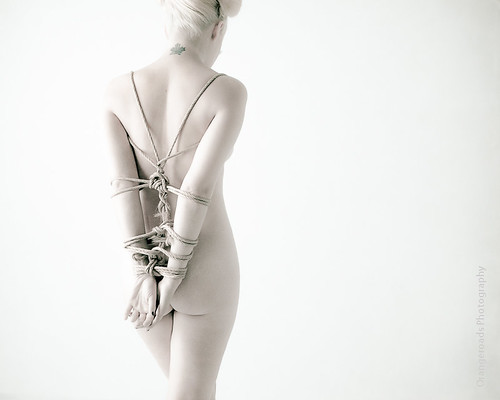 Robes That Bind: Shibari #1 by Toni Wallachy