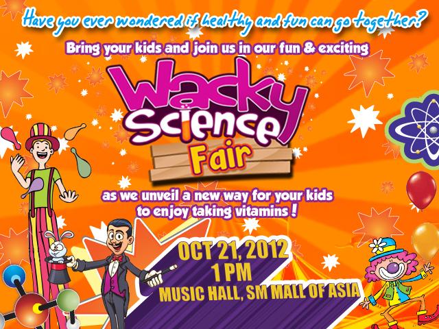 VitaPops Wacky Science MOA