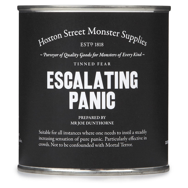 HSMS - Escalating Panic