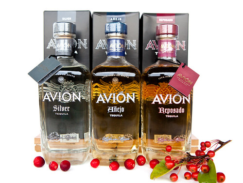 Tequila Avión: Silver, Reposado and Anejo
