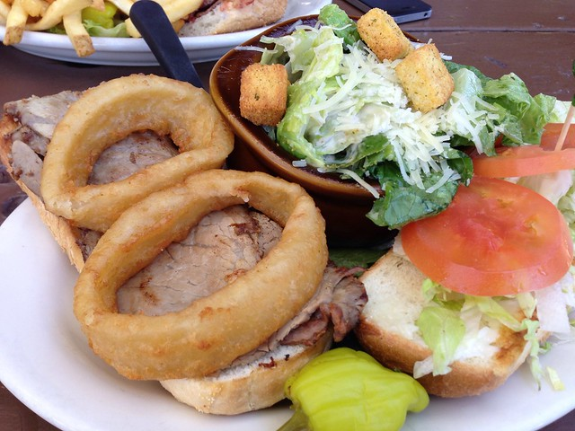 Mudville Ball-Tip Sandwich