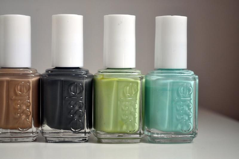 essie nail polish tag 2
