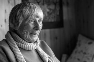 My Grandma de Kyrre Gjerstad, sur Flickr